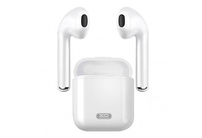 Беспроводная Bluetooth гарнитура с кейсом XO-F20 для iPhone, iPod, iPad