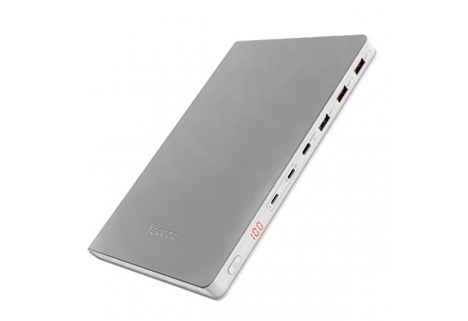 Внешний аккумулятор Yoobao 30BOOK 30000mAh для iPhone, iPad, Macbook