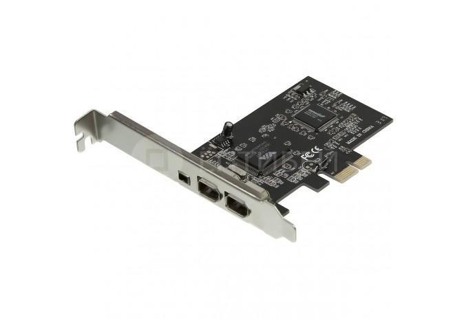 Переходник адаптер с PCI-E на FireWire 800 1394A