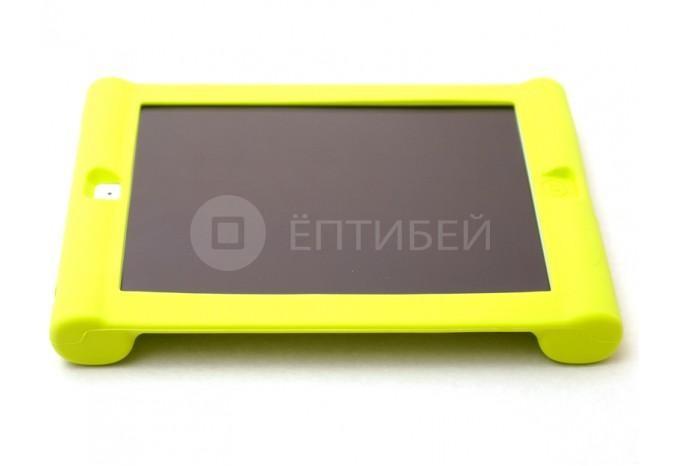 Детский чехол для ребенка для iPad 2/3/4 силиконовый лимонный