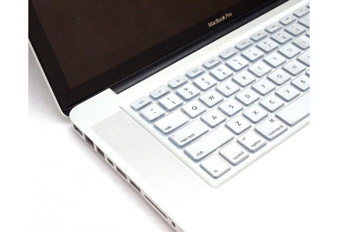 Силиконовая накладка на клавиатуру для MacBook Pro, Air - CrystalGuard