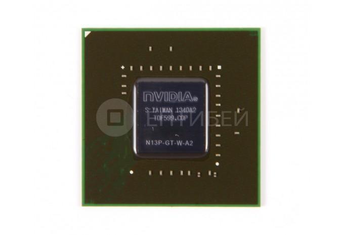 Видеочип Nvidia GeForce GT 650M для MacBook Pro Retina N13P-GT-W-A2