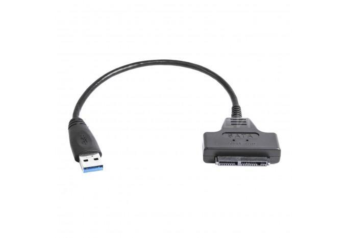 """Переходник шнурок кабель USB 3.0 на micro SATA для HDD дисков 1.8"""""""