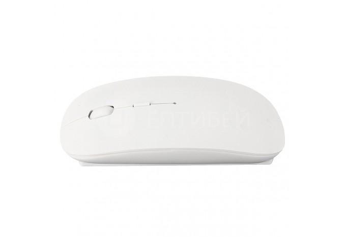 Мышь беспроводная USB для PC, Mac