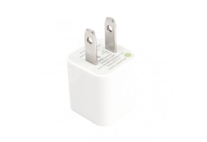 Зарядное устройство в розетку США, Азия, Китай 220В на USB для iPhone, iPod