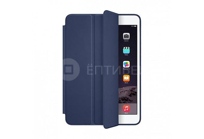 Чехол Smart Case для планшета Apple iPad mini / mini 2 темно синий