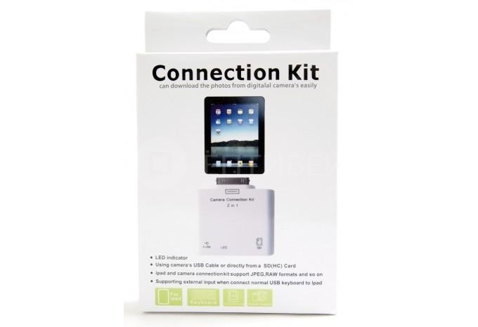 iPad Camera Connection Kit 2 in 1