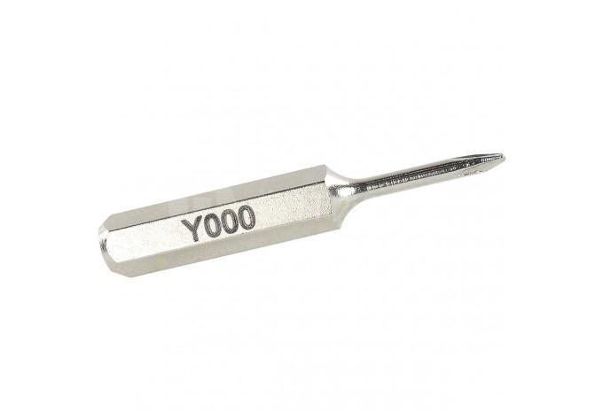 Запасная бита 4мм для ремонта Apple Watch и iPhone 7 / 8 Y000, Y0.8
