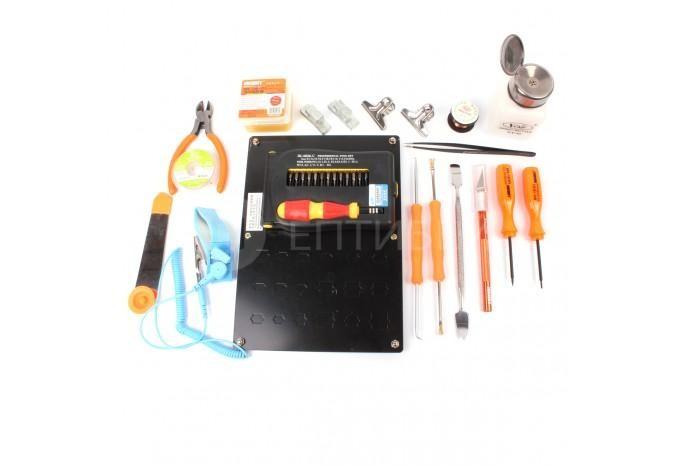 Набор инструментов 49 в 1 для паяльных работ