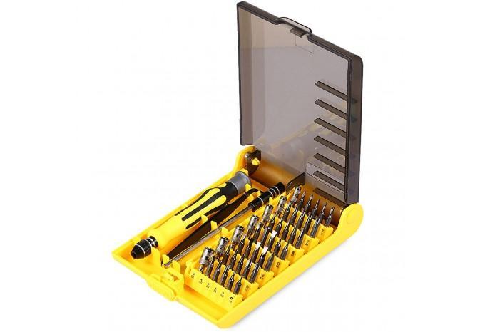Набор отверток 45 в 1 для ремонта iPhone 4 - 7, MacBook, Mac mini, iMac