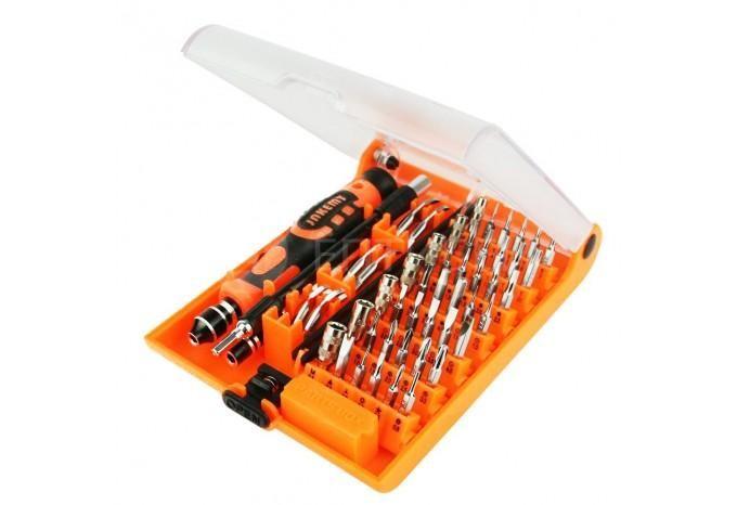 Набор отверток 52 в 1 для RC моделей, квадрокоптеров, iPhone и др. техники