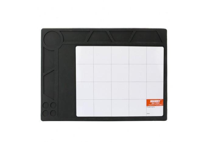 Комплект из антистатического и магнитного ковриков для ремонта iPhone, iPad, MacBook