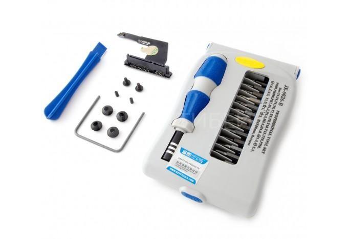 Комплект для установки SSD в Mac mini 2011 - 2012 (шлейф, отвертки, винты)