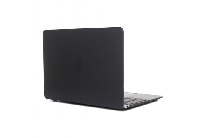 """Чехол / обложка / накладка для MacBook 12"""" 2015 YourCover черный матовый"""
