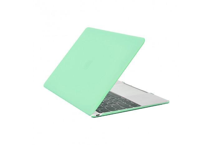 """Чехол / обложка / накладка для MacBook 12"""" 2015 YourCover зеленый матовый"""
