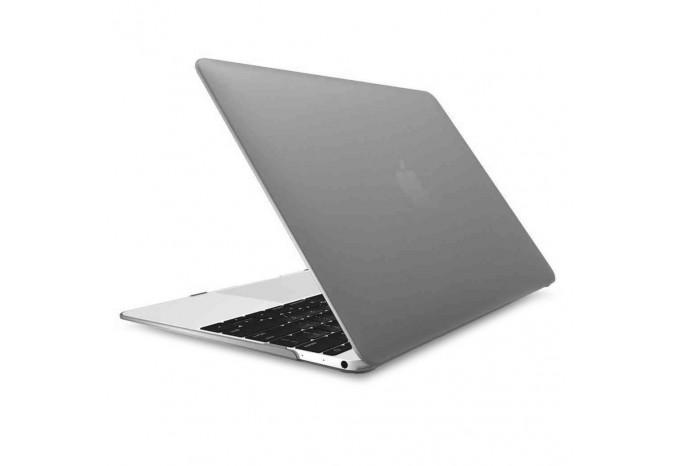 """Чехол / обложка / накладка для MacBook 12"""" 2015 YourCover серый матовый"""