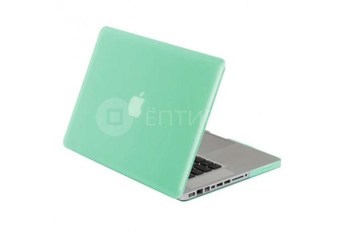 """Чехол / обложка / накладка для MacBook Pro 13"""" YourCover зелёный матовый"""