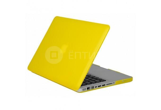 """Чехол / обложка / накладка для MacBook Pro 15"""" YourCover оранжевый мат."""