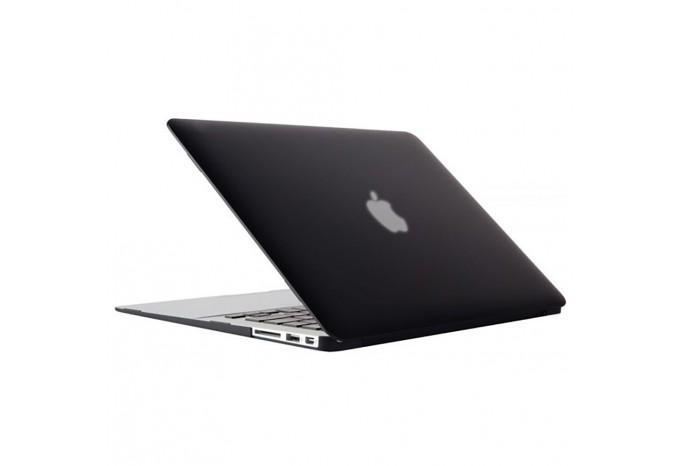 """Чехол / обложка / накладка для MacBook Air 13"""" YourCover черный матовый"""