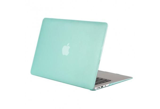 """Чехол / обложка / накладка для MacBook Air 11"""" YourCover зеленый матовый"""