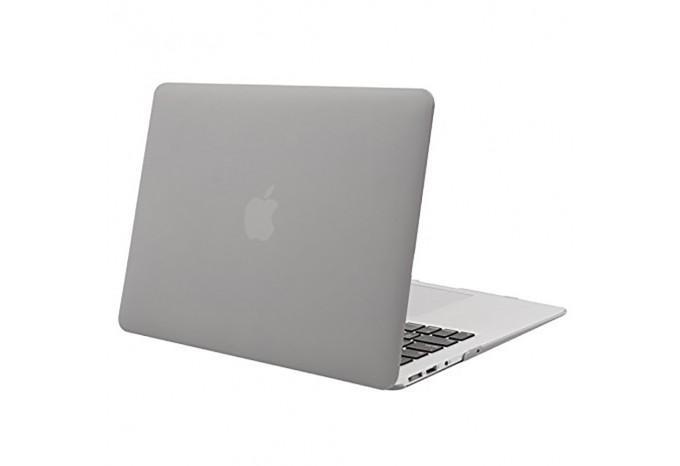 """Чехол / обложка / накладка для MacBook Air 11"""" YourCover серый матовый"""