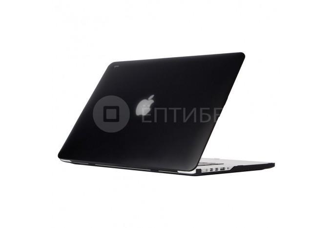 """Чехол / обложка / накладка для MacBook Retina 13"""" YourCover черный матовый"""