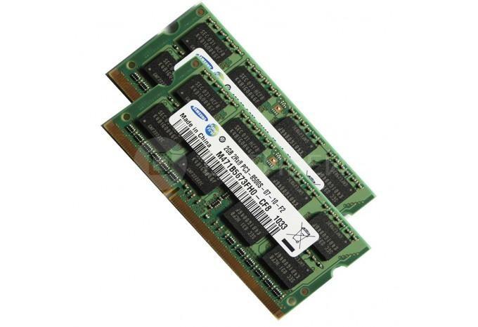 Память для MacBook Pro, Mac mini, iMac 2008 - 2010 SO-DDR3 4Gb (2X2Gb) 1066MHz