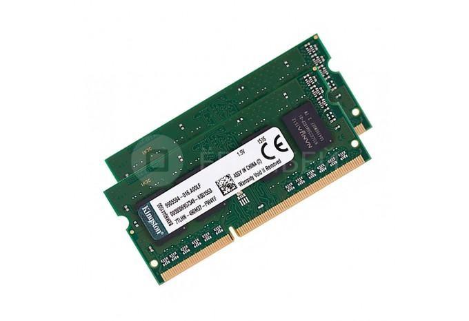 Память для MacBook 2011, iMac 2010 - 2011, Mac mini 2011, SO-DDR3 4Gb (2X2Gb) 1333 MHz