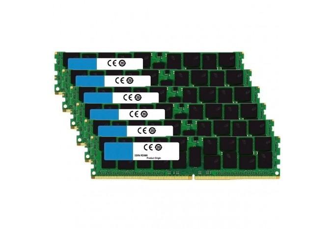 Комплект оперативной памяти для Apple Mac Pro 2019 (6 X 16) 96Gb 2933Mhz