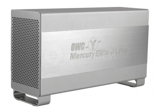 """OWC Mercury Elite Pro Dual внешний бокс для 2 X 3.5"""" HDD eSata для MacBook"""