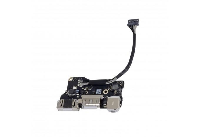"""Плата питания MagSafe со шлейфом для MacBook Air 13"""" Mid 2012 A1466"""