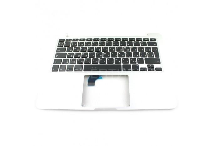 """Топкейс с клавиатурой для MacBook Pro Retina 13"""" A1502 Early 2015 c RUS раскладкой и большой клавишей Enter"""