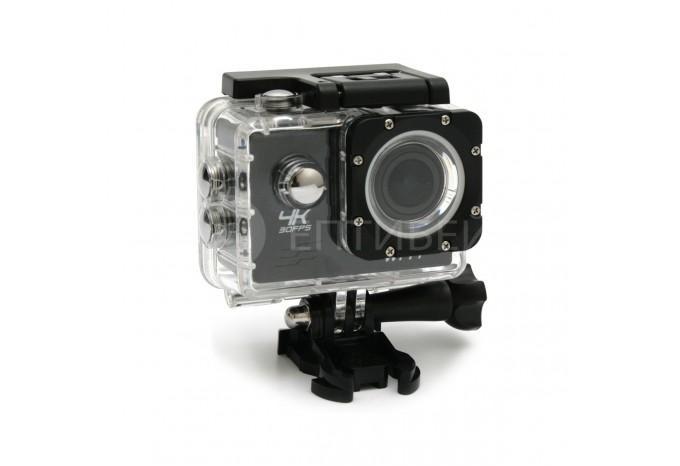 "Action камера XDV SJ8000 Plus 4K, 1920x1080 60 FPS, экран 2"""