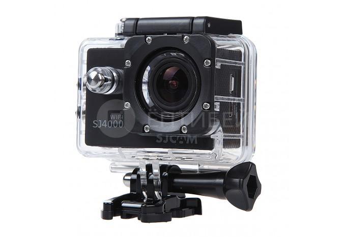 "Action камера SJ4000 WiFi 1920x1080 30FPS c экраном 1.5"""