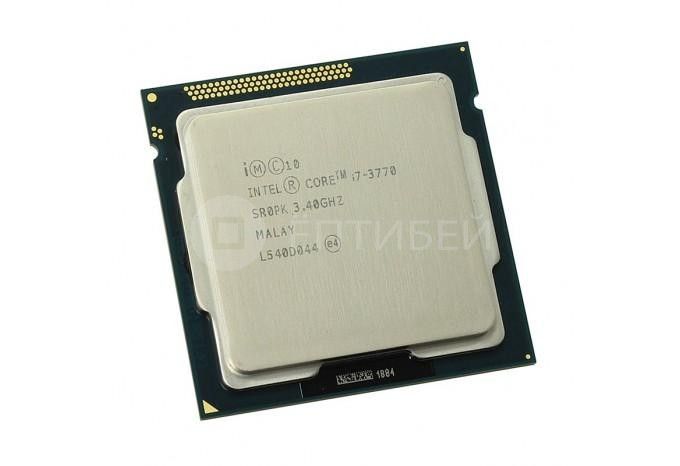 "Процессор Intel Core I7-3770 Ivy Bridge для iMac 27"" Late 2012"