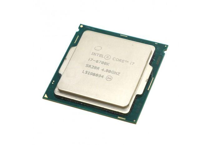 """Процессор Intel Core I7-6700K Skylake для iMac 27"""" 5K Late 2015"""