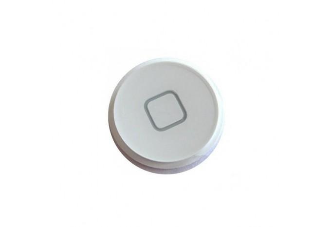 Кнопка Home для iPad 3/4 белого цвета
