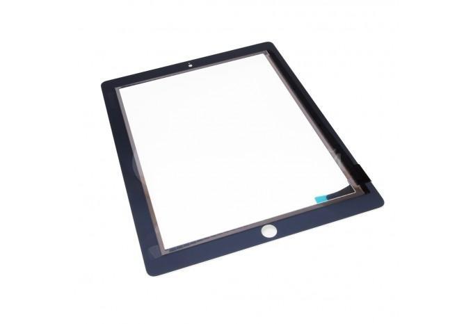 Тачскрин (сенсорное стекло) для iPad 2, черный