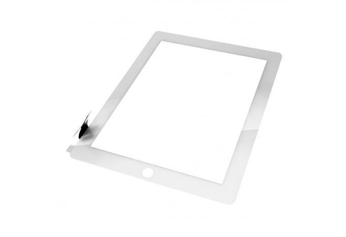 Тачскрин (сенсорное стекло) для iPad 2, белый