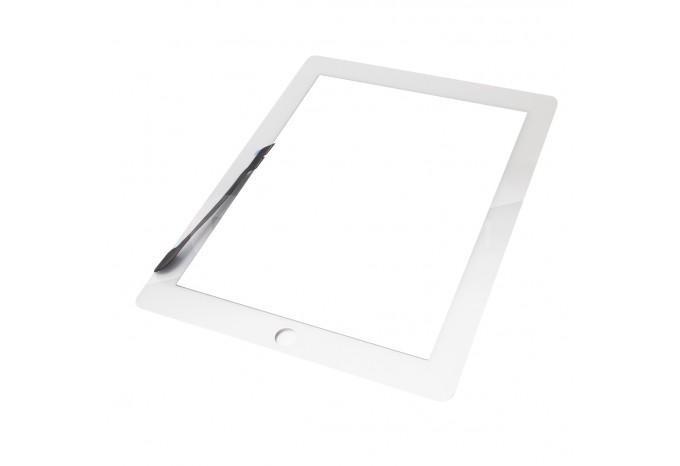 Тачскрин (сенсорное стекло) для iPad 3 / 4, белый