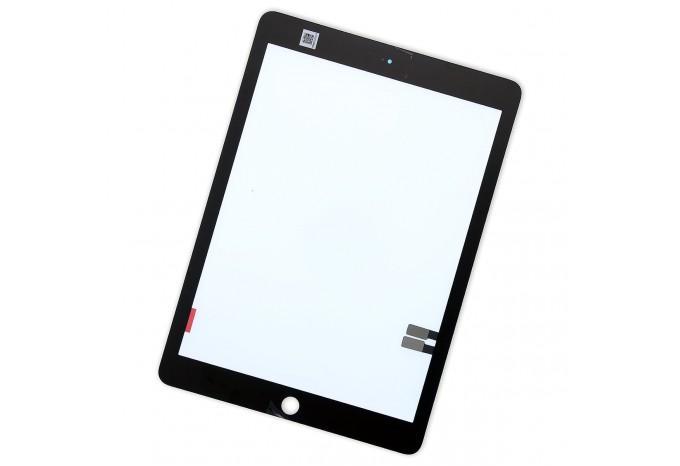 Тачскрин (сенсорное стекло) для iPad 6 2018 чёрный