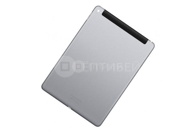 Корпус / задняя крышка для iPad Air 2 Space Gray LTE