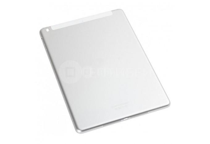 Корпус / задняя крышка для iPad Air 2 Silver LTE