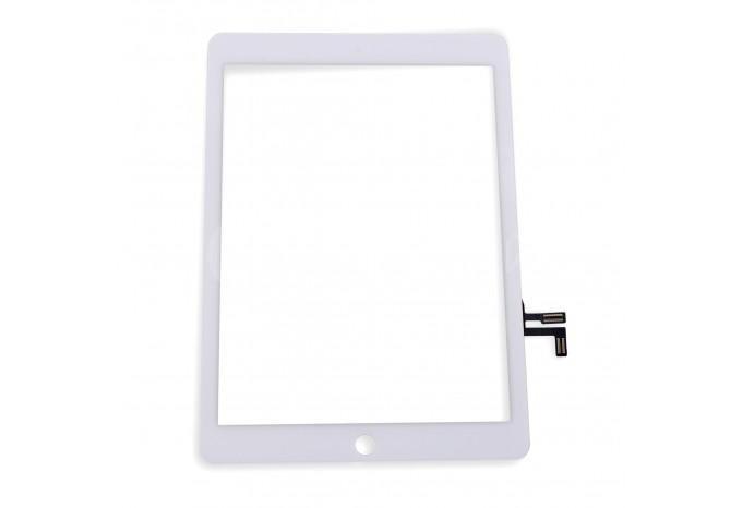Тачскрин (сенсорное стекло) для iPad Air, iPad 5 белый