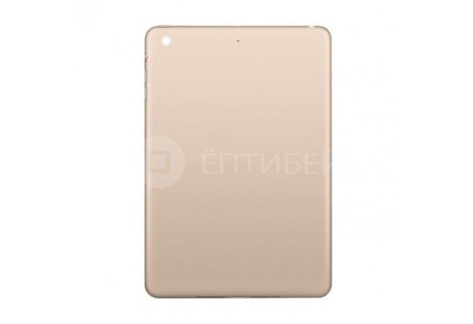 Корпус / задняя крышка для iPad mini 3 Retina Wi-Fi золотая