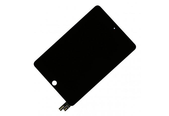 Дисплей в сборе с тачскрином для iPad mini 4 Retina черный