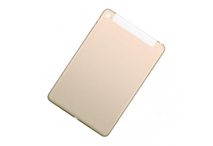 Корпус / задняя крышка для iPad mini 4 Retina 3G Gold