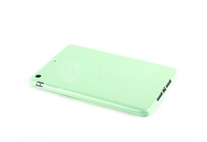 Пластиковый чехол обложка для iPad mini / mini 2 зелёный