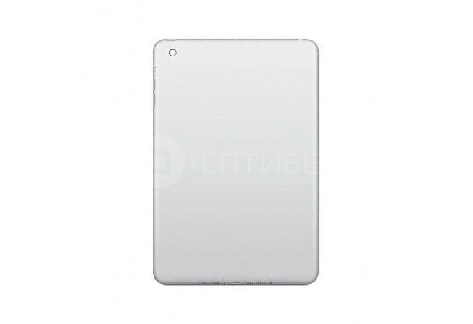 Корпус / задняя крышка для iPad mini Wi-Fi серебристая