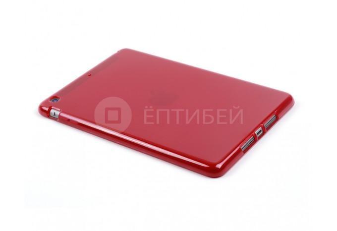 Пластиковый чехол обложка для iPad mini / mini 2 красный